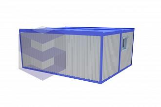 Модульные здание для душа СМЗД-1