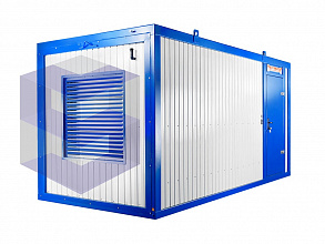 Блок-контейнер для газовой котельной БКК-1