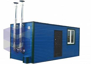Блок-контейнер для дизельной котельной БКК-2