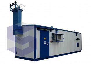 Блок-контейнер для дизельной электростанции БКДЭ-1