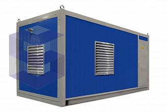 Блок-контейнер для электростанции газового типа БКДЭ-2