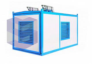Блок-контейнер для газовой электростанции БКГЭ-1