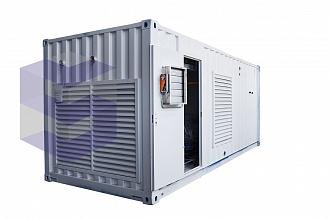 Блок-контейнер для азотной компрессорной станции БККС-1